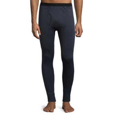 St. John's Bay® Grid Fleece Thermal Pants