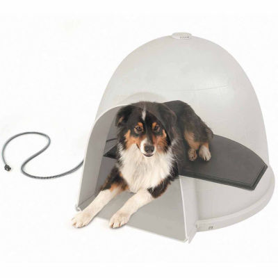 K & H Manufacturing Lectro-Kennel Igloo Style Heated Pad