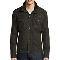 Levi's Men's Stand-Collar Trucker Jacket
