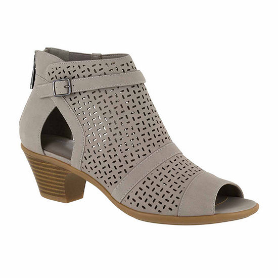 Easy Street Carrigan Womens Slip-On Booties
