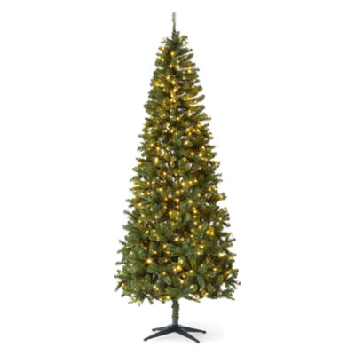 North Pole Trading Co. 9 Foot Berkley Pre-Lit Christmas Tree