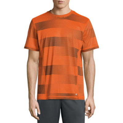 Xersion Horizontal Power Short Sleeve Crew Neck T-Shirt