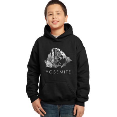 Los Angeles Pop Art Yosemite Graphic T-Shirt Boys
