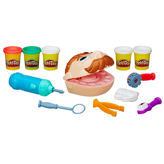 Play Doh Doctor Drill N Fill