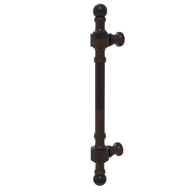 Allied Brass Retro Dot Collection 8 IN Beaded DoorPull
