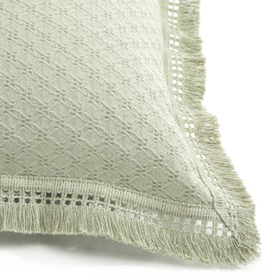 LaMont Home Woven Jacquard Pillow Sham