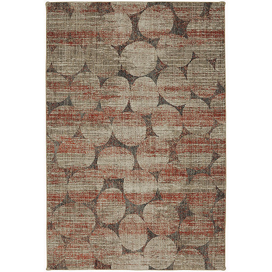 Mohawk Home Metropolitan Elipsis Rectangular Indoor Rugs
