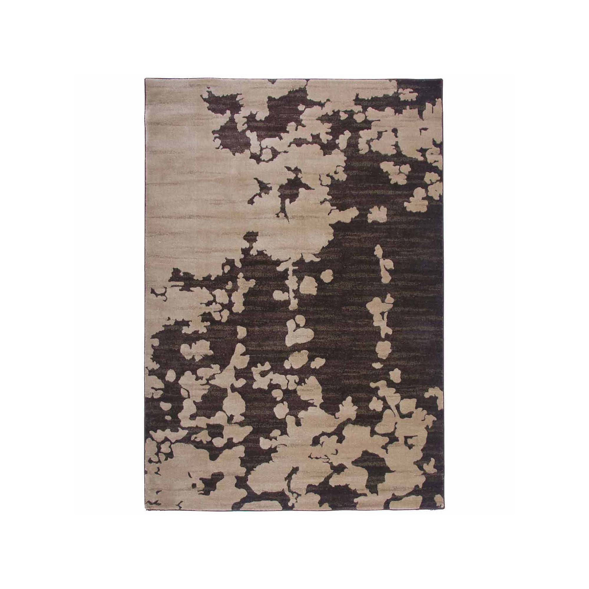 Rizzy Home Galleria Collection Power-Loomed Christopher Geometric Rug