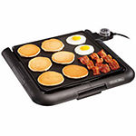 Proctor Silex Family-Size Electric Griddle