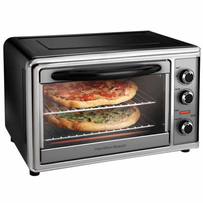 Hamilton Beach Countertop Oven with Convection & Rotisserie