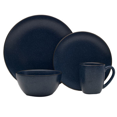 Pfaltzgraff Juliana  Blue 16-pc. Dinnerware Set