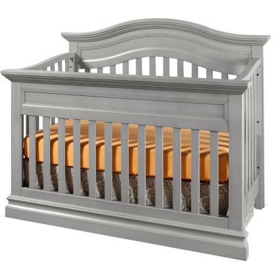 Bedford Baby Stone Harbor Convertible Crib- Cloud