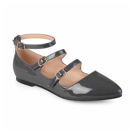 Journee Collection Womens Essie Slip-On Shoe