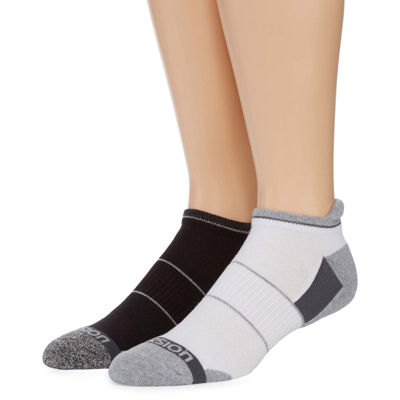 Xersion™ 2-pk. Mens Ice Freeze Low Cut Tab Socks - Extended Size