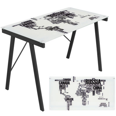 Graphic Exponent Desk