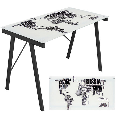 Graphic Exponent Desk
