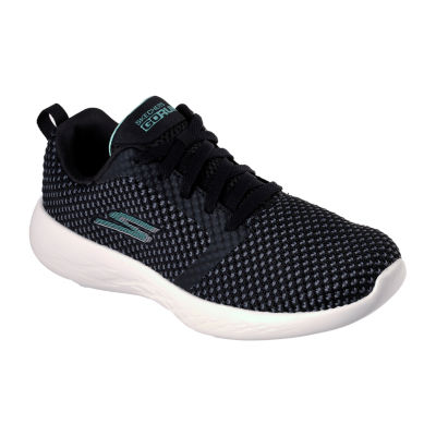 Skechers Go Run 600 Womens Lace-up Running Shoes