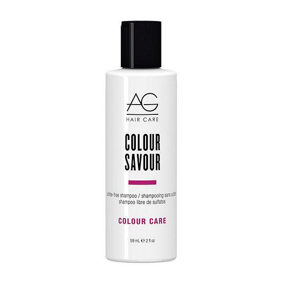 AG Hair Colour Savour Shampoo - 2 oz.