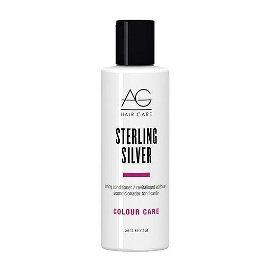 Ag Hair Sterling Silver Conditioner 2 Oz