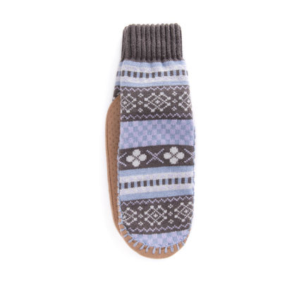Muk Luks 1 Pair Slipper Socks - Womens