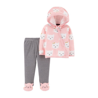 Carter's Little Baby Basics 2-pc. Layette Set-Baby Girls