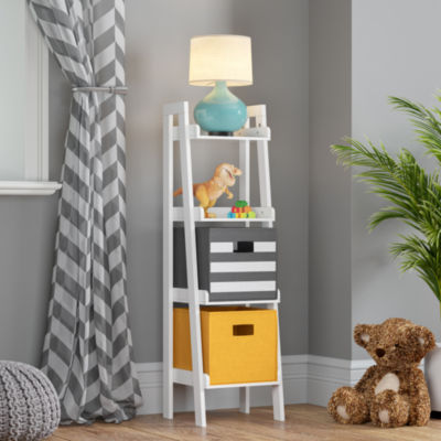 Riverridge Kids 4-Shelf Kids Bookshelf-Painted