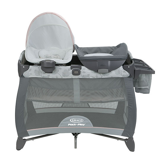 Graco Pack 'N Play Playard Quick Connect Portable Napper Deluxe, Diana Play Yard