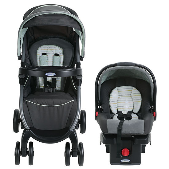 Graco® Fast Action™ Fold Click Connect™ Travel System