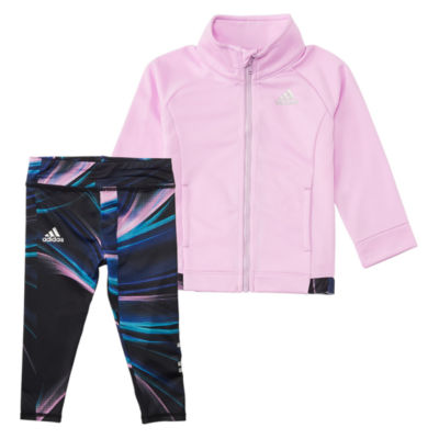 adidas 2-pc. Legging Set-Toddler Girls