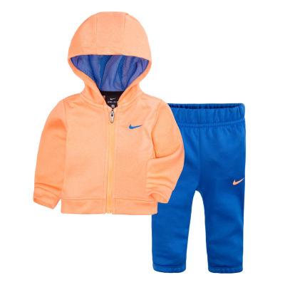 Nike 7.25 F18 2-pc. Logo Pant Set - Toddler Girls