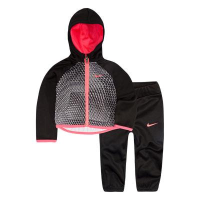 Nike 7.25 F18 2-pc. Pant Set Toddler Girls