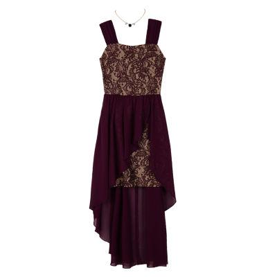 by&by girl Sleeveless Maxi Dress - Big Kid Girls