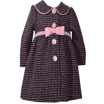Bonnie Jean 2-pc. Jacket Dress Girls