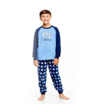 Holiday #Famjams Hanukkah 2 Piece Pajama Set - Boy's