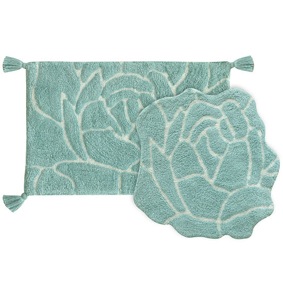 Bacova Guild Addley 2-pc. Bath Rug Set