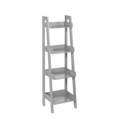 RiverRidge Home Amery Collection 4-Tier Ladder Shelf