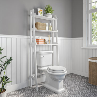 RiverRidge Home Amery Collection Ladder Spacesaver