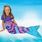 As Seen On TV Snuggie Tails Purple Mermaid
