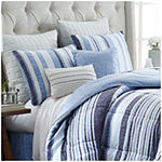 Orleans 8-pc. Stripes Comforter Set