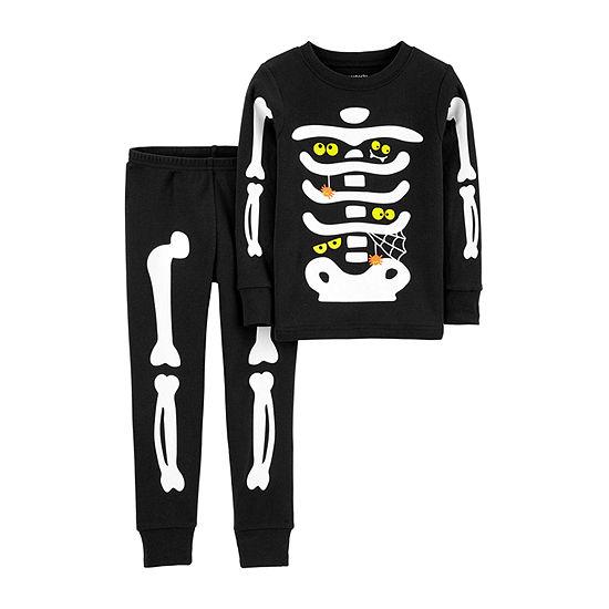 Carter's Halloween Toddler Unisex 2-pc. Pant Pajama Set