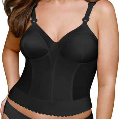 Exquisite Form® Fully Back Close Longline Posture Bra #5107532