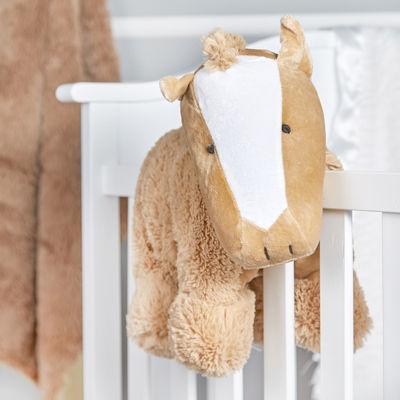 Horse Plush Companion