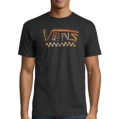 Vans® Short-Sleeve Watercolor Cotton Tee