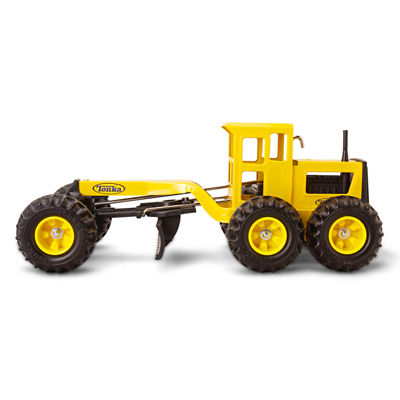 Tonka Classic Steel Tough Tractor