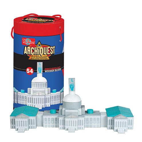 U.S. Capitol Wooden Building Blocks