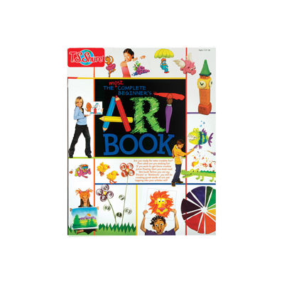 The Most Complete Beginner'S Art Activity Book