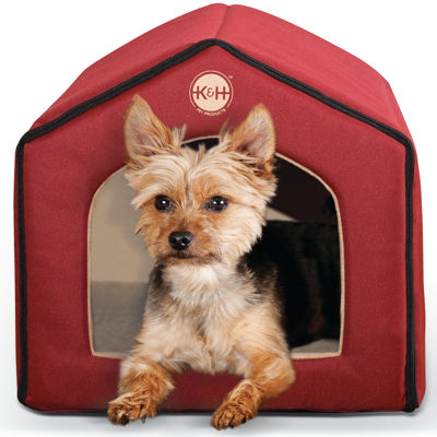 "K & H Manufacturing Indoor Pet House 16"" x 15"" x 14"""
