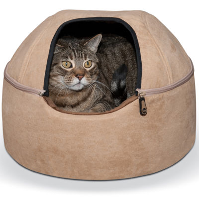K & H Manufacturing Kitty Dome Bed Unheated