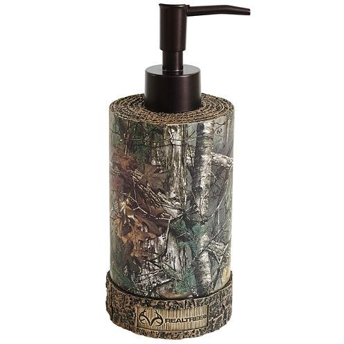 Realtree Soap Dispenser