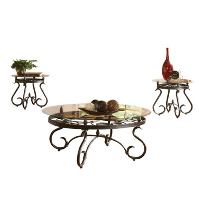 Steve Silver Co Coffee Table Set